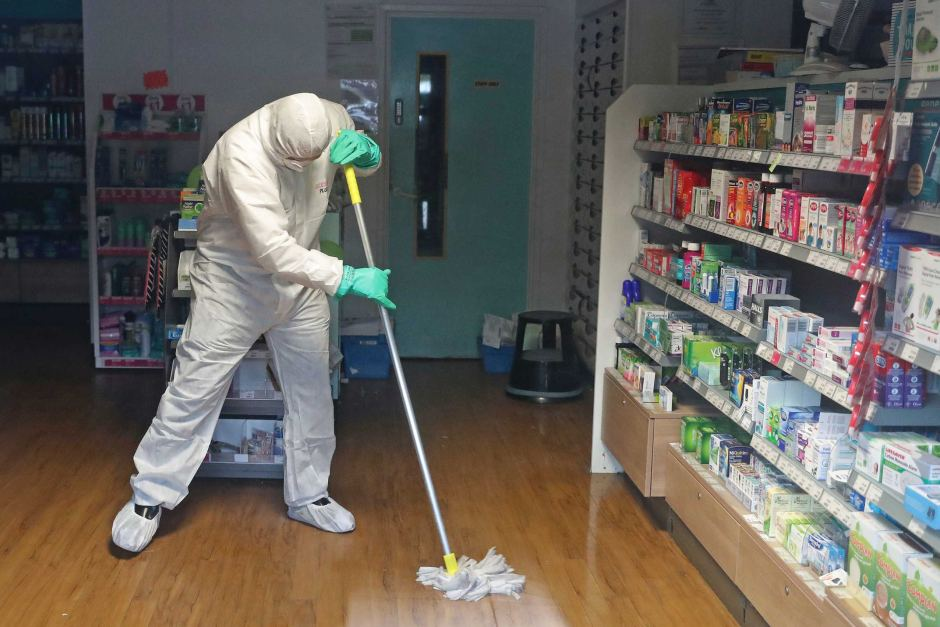 Coronavirus Cleaning Sydney